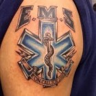 Tattoos in EMS